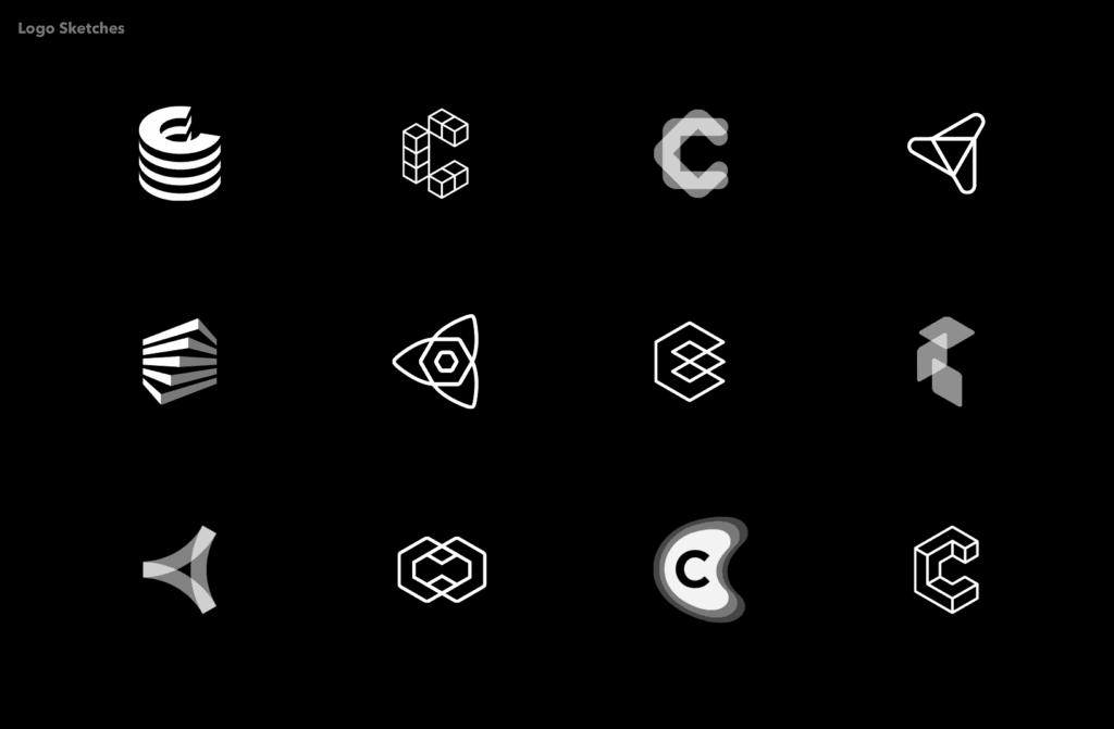 Convex — Logo Sketches