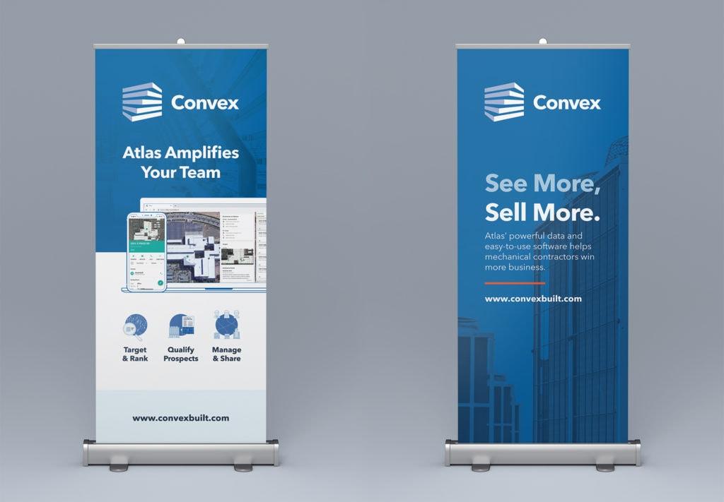 Convex — Trade Show Banner