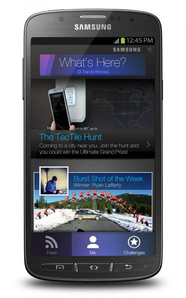 Samsung Owner's App